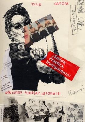 """""""Poesía para niñas bien"""", de Txus García"""
