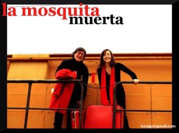 """""""La mosquita muerta"""", con Arántzazu Ruiz y Txus García"""
